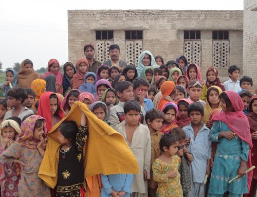 Orphanages and Child Care Centers in Islamabad and Rawalpindi: How and Why Children Land There?