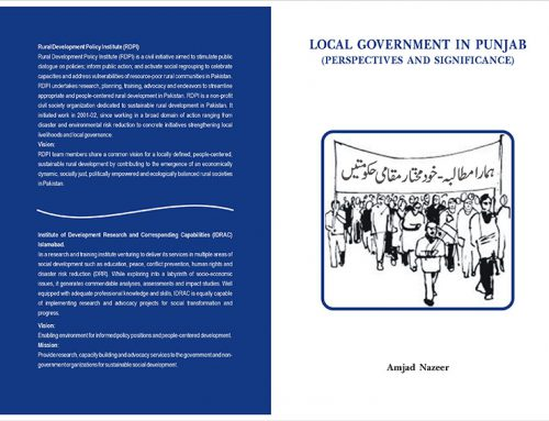Critical Analysis of The Punjab Local Government Act 2013