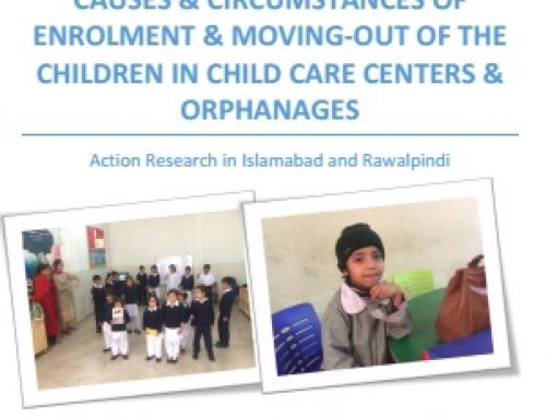 Child Care Centers and Orphanages